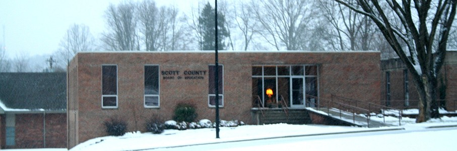 Scott County Winter